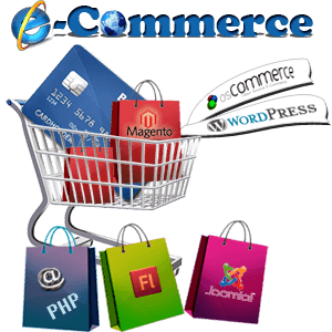 e-commerce web designing