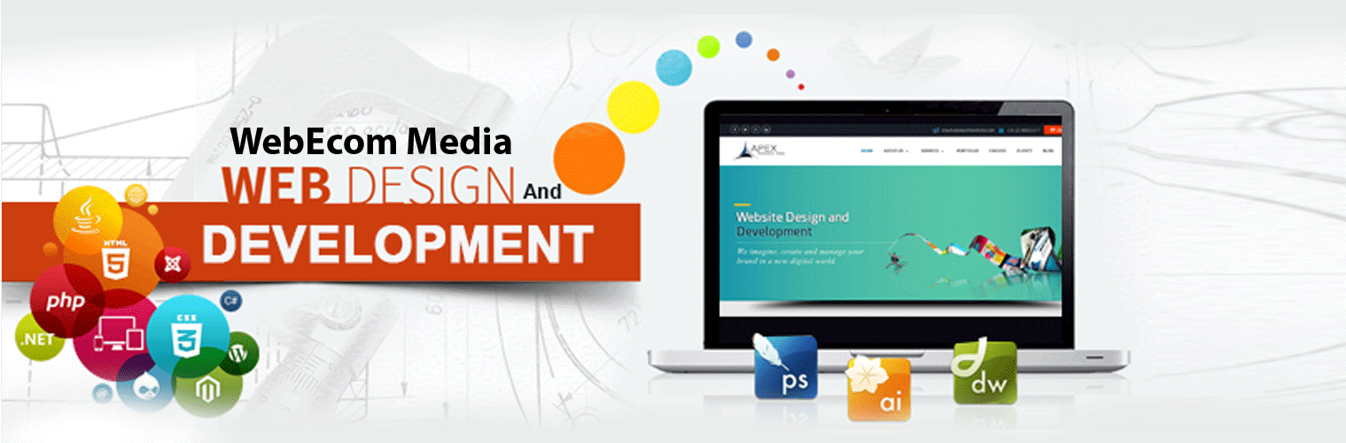 web development and designing